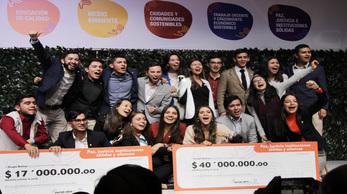 El Premio Social-skin presente en toda Colombia